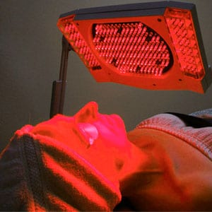 does red light therapy really work. Black Bedroom Furniture Sets. Home Design Ideas
