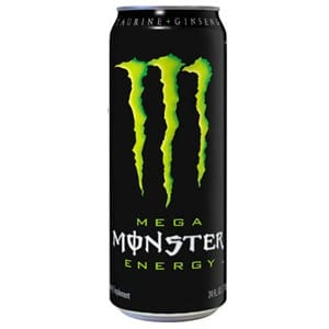 Does Monster Energy Drink really work?