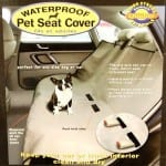 Does the Waterproof Pet Seat Cover work?