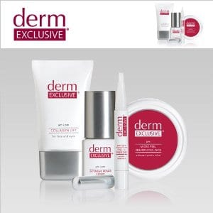 Does Derm Exclusive work?