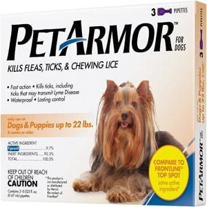 Does PetArmor work?