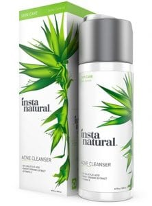 Does InstaNatural Acne Face Wash Work?