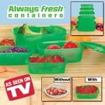 Do the Always Fresh Containers really work?