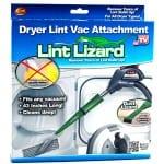 Does the Lint Lizard work?