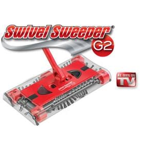 Does Swivel Sweeper really work?