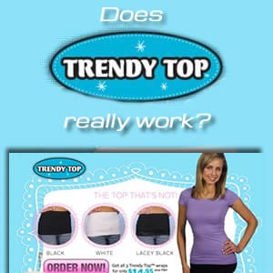 trendy top review