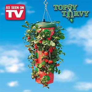 Does Topsy Turvy Tomato Tree work?