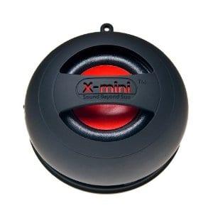 Does the X-Mini II Capsule Speaker work?