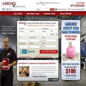 Does CARCHEX really work?