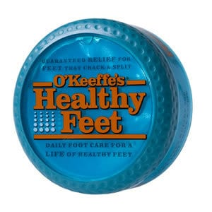 Does O'Keeffe's Healthy Feet Cream work?