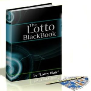 BOOK LOTTO BLACK THE
