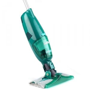 Does the Swiffer Sweeper Vac work?
