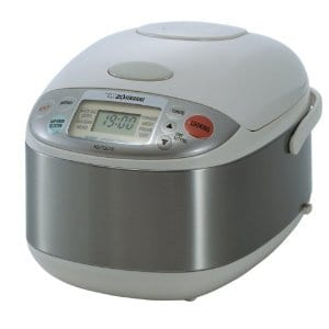 Does the Zojirushi Rice Cooker work?