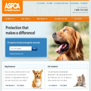 is aspca pet insurance really brought to you by the aspca