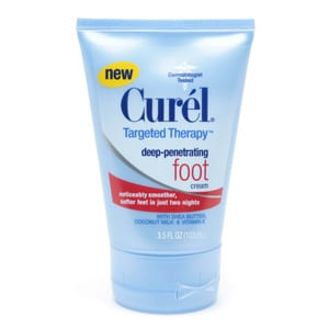 Does Curel Foot Cream work?