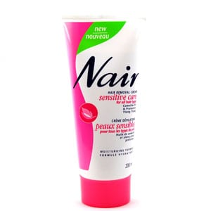 Does Nair work?