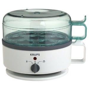 Does the Krups Egg Cooker work?