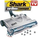 Does the Shark Sweeper work?