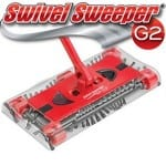 Does the Swivel Sweeper G2 work?