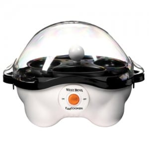 Does the West Bend Automatic Egg Cooker work?
