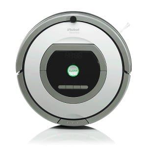 Does the iRobot Roomba 760 work?