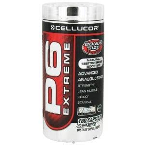 P6 Testosterone Booster