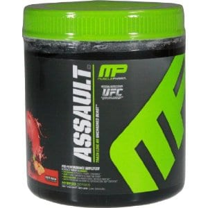 Does MusclePharm Assault work?