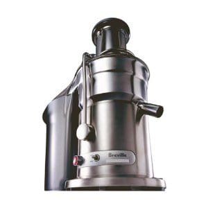 Does the Breville 800JEXL Juice Fountain Elite work?