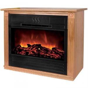 Does the Heat Surge Fireplace work?