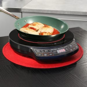 Does the NuWave Precision Induction Cooktop work?