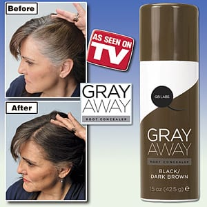 Is Gray Away Really Good at Covering Gray Roots?