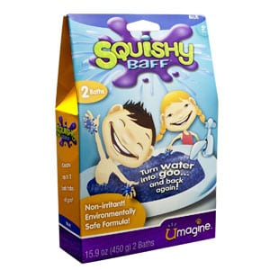 Does Squishy Baff work?