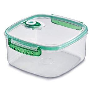 See if freshvac Food Storage Containers Can Seal the Deal on Leftovers