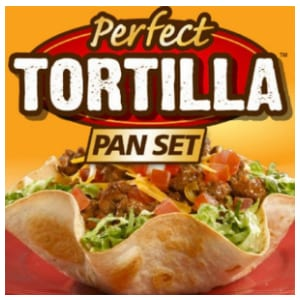 Does the Perfect Tortilla Pan work?