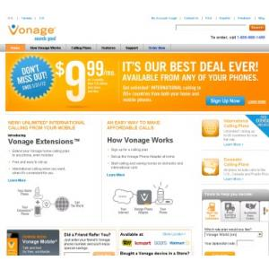 Does Vonage work?