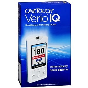 Does the One Touch Verio IQ work?