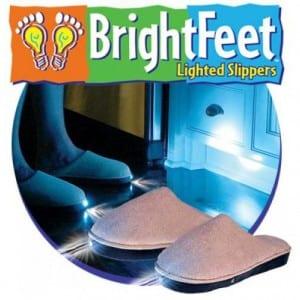 Do Bright Feet slippers work?