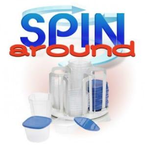 Does the Spin Around Organizer work?