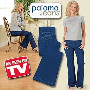Do Pajama Jeans work?
