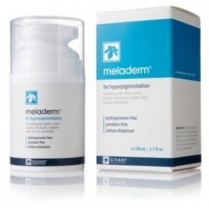 Does Meladerm work?