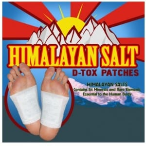Do Himalayan Salt Detox Patches work
