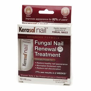 Does Kerasal Nail work?