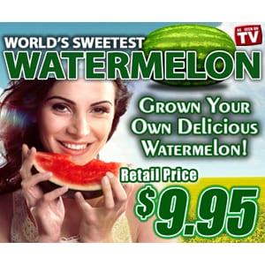 Does Watermelon Garden work?