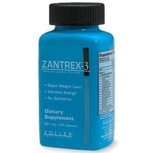 Does Zantrex work?