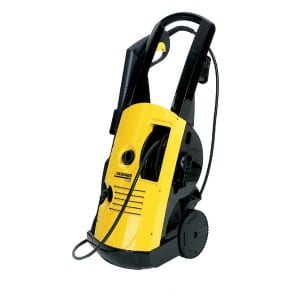 Does the Karcher Pressure Washer work?