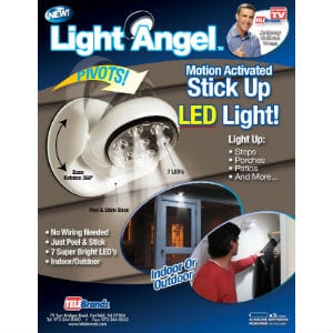 Does the Light Angel work?