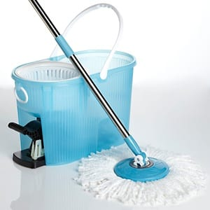 Does the Spin Mop work?