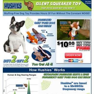 Do Hushies work?