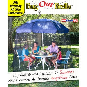 Does Bug Out Brella work?