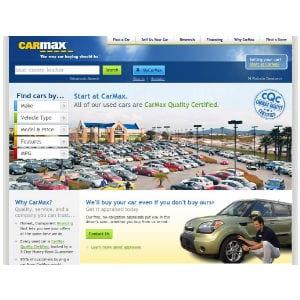 How Does Buying A Car Through Carmax Work